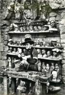 CPSM Locronan-Job Le Sculpteur  L1176 - Locronan
