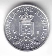 @Y@   Nederlandse Antillen    2 1/2 Cent 1980  UNC   (C156) - Nederlandse Antillen
