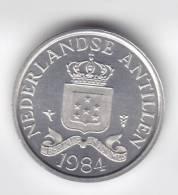 @Y@   Nederlandse Antillen    1 Cent 1984  UNC   (C160) - Nederlandse Antillen