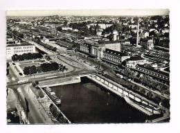 MULHOUSE ( Haut-Rhin )  La Gare Et Le Vieux Bassin - Mulhouse