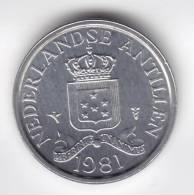 @Y@   Nederlandse Antillen    1 Cent 1981  UNC   (C163) - Nederlandse Antillen