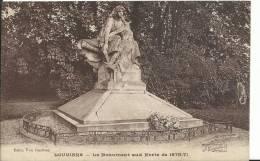 27 - EURE - LOUVIERS - Monument Aux Morts 1870 - Louviers