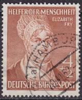 Bundespost Mi.156 Gestempeld - [7] West-Duitsland
