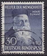 Bundespost Mi.159 Gestempeld - [7] West-Duitsland