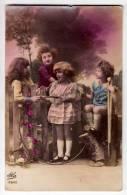 PHOTOGRAPHS CHILDREN AND TOYS ELA Nr. 2549 OLD POSTCARD - Photographs