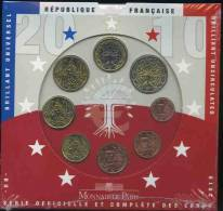 France Coffret Officiel Euro 2010 BU - France