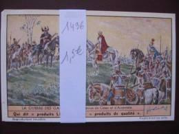 LIEBIG - La Guerre Des Gaules  - Nr 1496 - Liebig