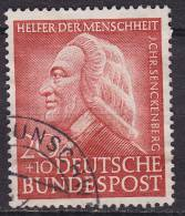 Bundespost Mi.175 Gestempeld - [7] West-Duitsland