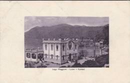 CPA  ITALIE - LUINO - Lago Maggiore - Kursaal - Luino