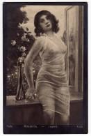PHOTOGRAPHS WOMAN A LADY RADE Nr. 140 OLD POSTCARD - Photographs