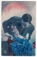 PHOTOGRAPHS COUPLE  A COUPLE NOYER Nr. 4180 OLD POSTCARD 1926. - Photographs