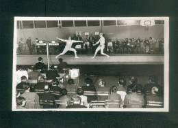 Sport - Escrime - Belfort  ( Animée Combat  ) - Sports