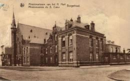 BELGIQUE - ANVERS - ANTWERPEN - BORGERHOUT - Missionarissen Van Het H. Hart - Missionnaires Du S. Coeur. - Antwerpen