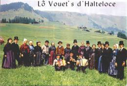 HAUTELUCE  / GROUPE   FOLKLORIQUE   / LOT  530 - France