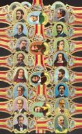 23  Cigar Bands -  Baque De Cigare - Sigarenband  -  Alvaro  -  Series Painters  - All Different - Bauchbinden (Zigarrenringe)