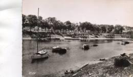 - CPSM - 80 - SAINT-VALERY-SUR-SOMME - Le Port  - 621 - Saint Valery Sur Somme