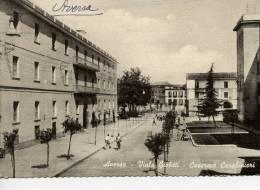 Aversa (Caserta). Viale Giolitti - Caserma Carabinieri. - Caserta