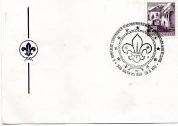 1970 LETTERA - FDC