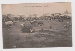 Lessay   La Foire De Lessay ( Manche )    Une Vue - France