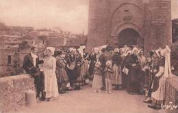 CPA 79 PARTHENAY, Mariage à Parthenay. (1942) - Parthenay