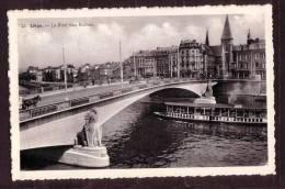 LIEGE -  Pont Des Arches  - Circulé - Circulated - Gelaufen - 1953 . - Liege