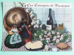 Les Escargots De BOURGOGNE - Recettes (cuisine)