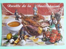 Recette De La BOUILLABAISSE - Recettes (cuisine)