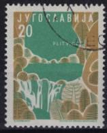Plitvice LAKE - Croatia NATIONAL PARK - 1960´s Yugoslavia - USED - Croatia