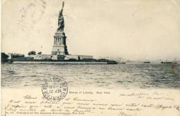 New York - Statue Of Liberty  - 1904 ( To See Back ) - New York City