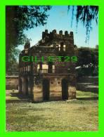 GONDAR, ÉTHIOPIE - THE BATH OF KING FASILIDAS - ÉCRITE - FOTO ERITREA -  ETHIOPIA - - Ethiopie