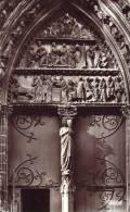 Portail Du Cloitre - Notre-Dame De Paris
