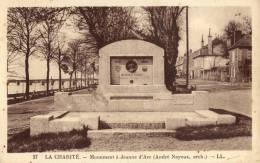 Monument A Jeanne D'Arc - La Charité Sur Loire