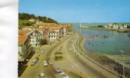 - CPSM - 64 - CIBOURE - Vue Sur Le Quai Maurice Ravel Et Sur Le Port - 642 - Autres Communes