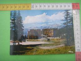 9) Risoul Alt 1850 :hotel Du Laus :arch Ch Cabazan J M Legrand :debut De La Station - Otros Municipios