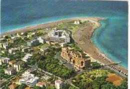 1533  Aerial View Of RHODES RODI RHODOS RODOS (Mediterannean, Rodon Hotel, Aquarium Etc) - GREECE GRECE GRECIA - Greece