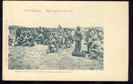 South Africa    Paardeberg   Battle   Pre-1904 - Afrique Du Sud