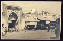 TANGER     Real Photo   1934 - Tanger