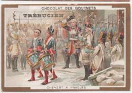 Chromo Dorée - Chocolat Des Gourmets - TREBUCIEN - Café Des Gourmets - Chevert à PRAGUES - Cioccolato