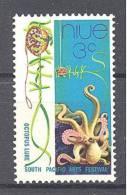 Niue: Yvert N° 133**; MNH; Pieuvre; Octopus - Niue