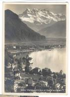 Suisse - Veytaux - Chillon Et Dents Du Midi - VD Vaud