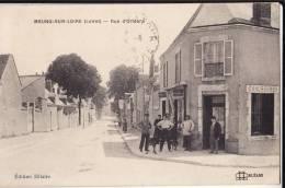 MEUNG SUR LOIRE.  RUE D'ORLEANS. - Other Municipalities