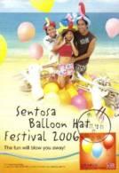 13a: Taiwan Ballon Celebration Party Birthday No1 Maximum Card Maxicard MC - Fêtes