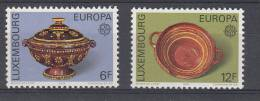 LUXEMBOURG MNH** MICHEL 928/29 EUROPA 1976 - 1976