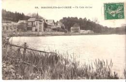Bagnoles De L´Orne (Juvigny Sous Andaine-Alençon-Orne)- 1912- Un Coin Du Lac- Magasin D´Antiquités - Bagnoles De L'Orne