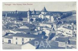 VILA VIÇOSA - VISTA PARCIAL - 2 SCANS - Evora