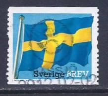 Sweden, Scott # 2653 Used Flag, 2011 - Sweden