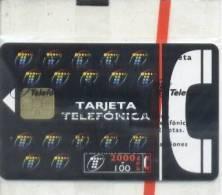 Spain Emision Basica Chip Phonecard, B-035  Imagen´95 I, Mint In Blister - España