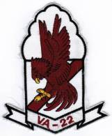 PATCH ECUSSON VA-22 - Aviazione