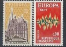 1972 - Francia - Europa-CEPT