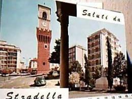 PAVIA - STRADELLA - VEDUTE  AUTO CAR  VW BEETLE TARGA PAVIA N° No N1975 EC11325 - Pavia